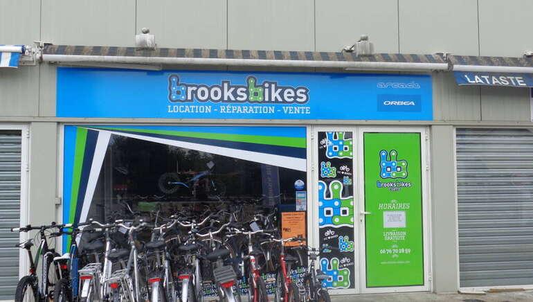 Brooks bikes