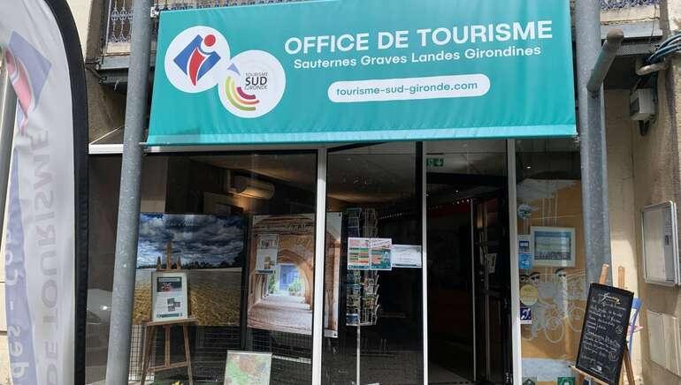 Office de Tourisme Sauternes Graves Landes Girondines - BIT de Langon