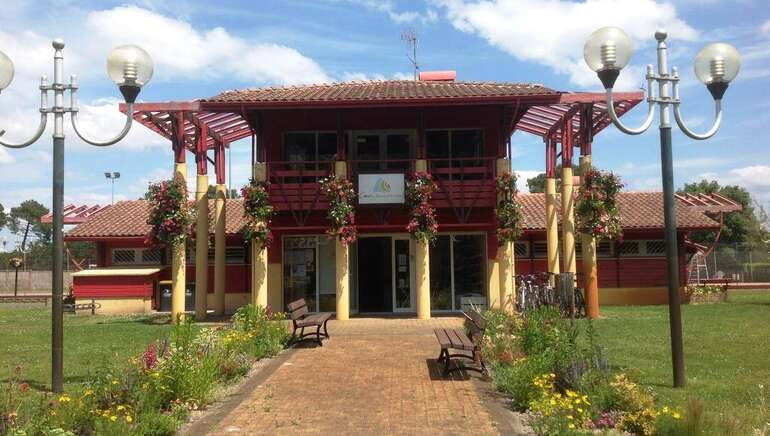Office de Tourisme Cœur du Bassin d'Arcachon - Bureau d'information de Lanton - Siège social