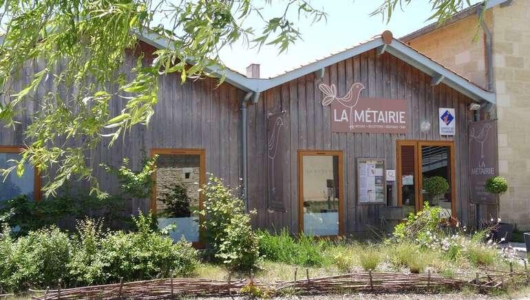 Office de Tourisme intercommunal du Canton de Saint Ciers sur Gironde - Terres d'Oiseaux