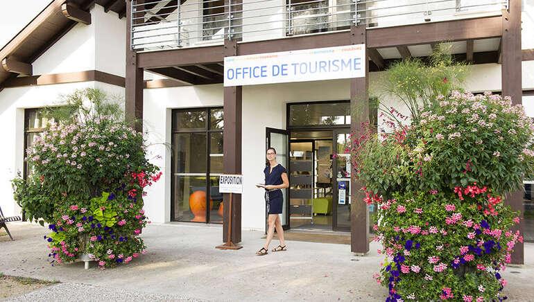 Côte Landes Nature Tourisme - Bureau d'Information Touristique de Saint-Julien en Born