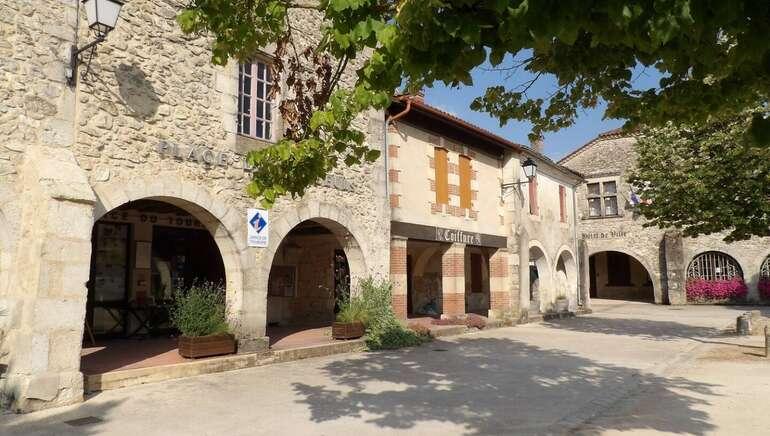 Office de Tourisme des Landes d'Armagnac - Bureau d'information touristique de Saint-Justin