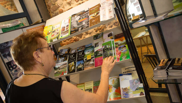 Office de Tourisme des Landes d'Armagnac - Bureau d'information touristique de Villeneuve-de-Marsan