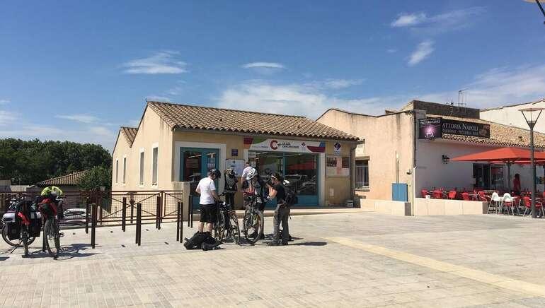 OFFICE DE TOURISME GRAND CARCASSONNE - ANTENNE CANAL DU MIDI