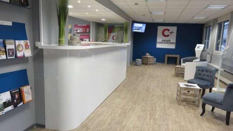 OFFICE DE TOURISME GRAND CARCASSONNE - ANTENNE CARCASSONNE