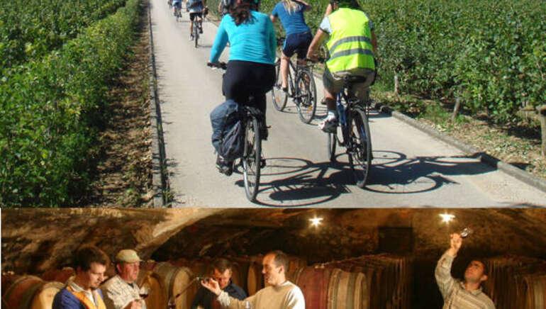 ACTIVE TOURS/ BOURGOGNE EVASION