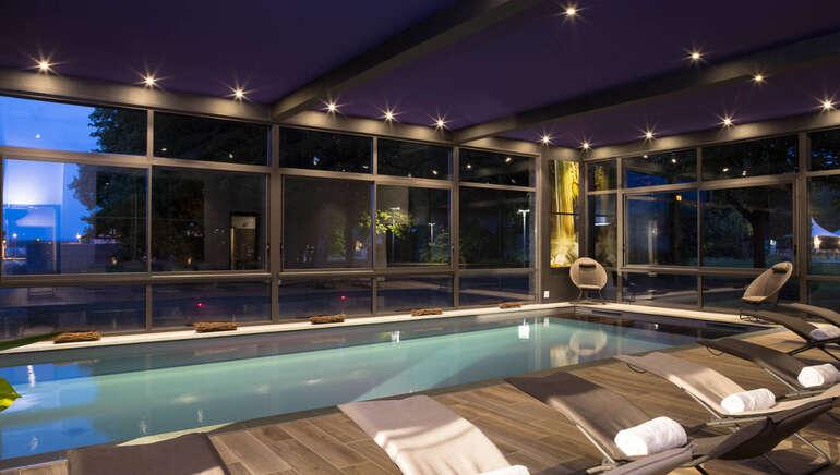 Le Dracy Hotel et SPA - Restaurant La Garenne