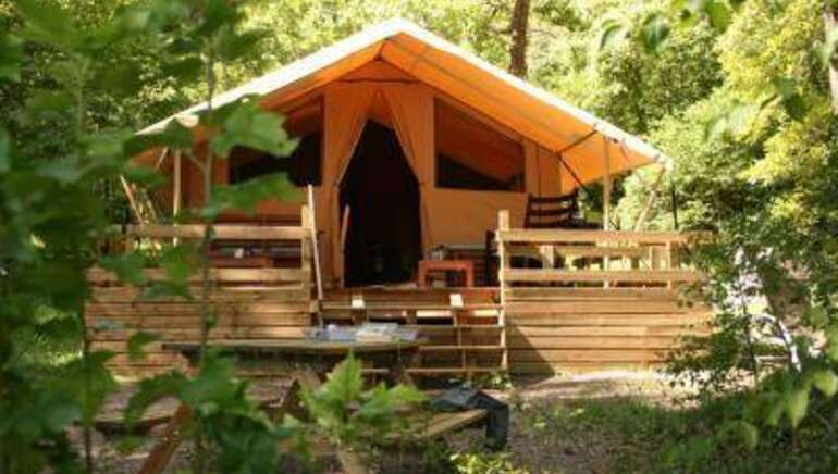 Camping Au Bois Joli