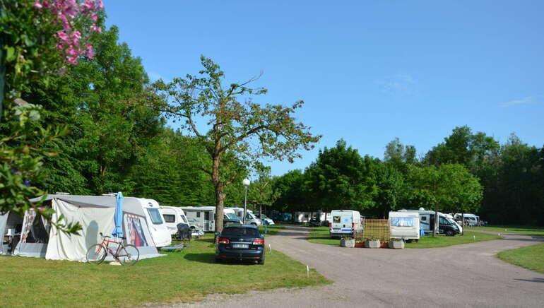 Camping Municipal La Gravière du Moulin