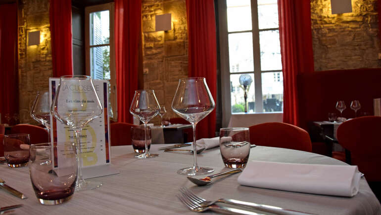 Maison Philippe le Bon - Restaurant La Closerie