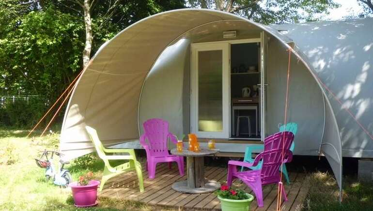 © Camping des Cerisiers