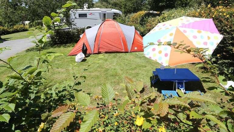 Camping le Vallon aux merlettes