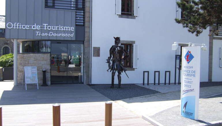Office de Tourisme du Léon - Accueil de Roscoff