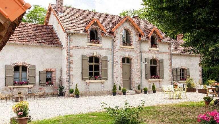 Maison d'hôtes au domaine du Coudreau