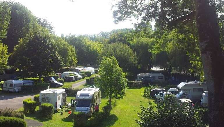 Camping municipal La Quintaine