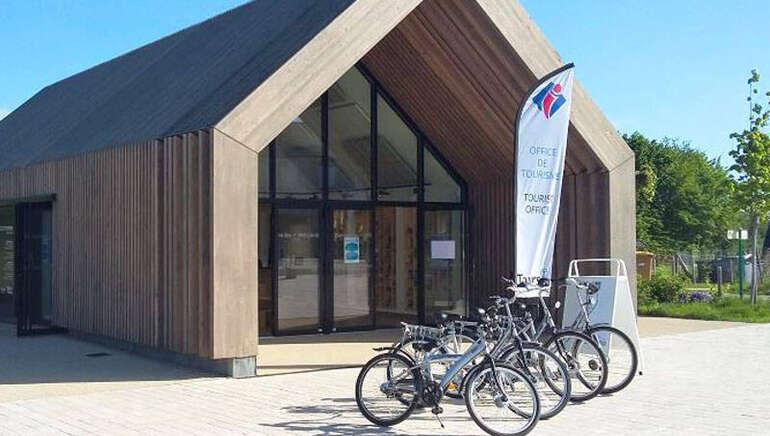 Office de tourisme Tours Val de Loire - Bureau d'Informations Tourisistiques de Villandry