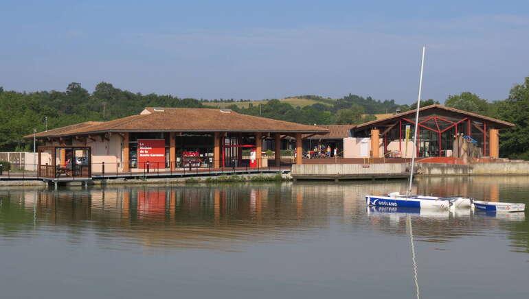 MAISON DE LA HAUTE-GARONNE - ESPACE TOURISME