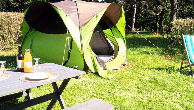 camping la tière