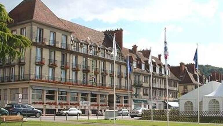 Hôtel-Restaurant La Marine