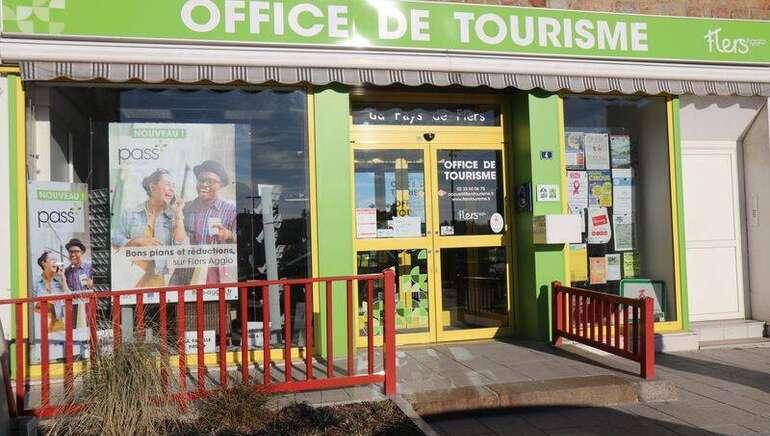 Office de Tourisme Flers Agglo - BIT de Flers