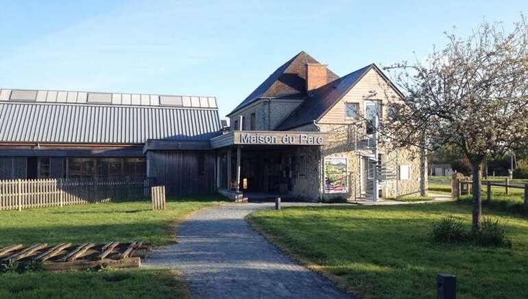 Maison du Parc naturel régional des Marais du Cotentin et du Bessin