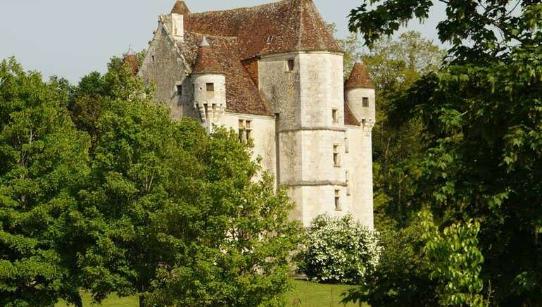 Manoir et Domaine de Courboyer