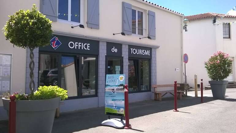 OFFICE DE TOURISME DESTINATION VENDÉE GRAND LITTORAL - LONGEVILLE-SUR-MER