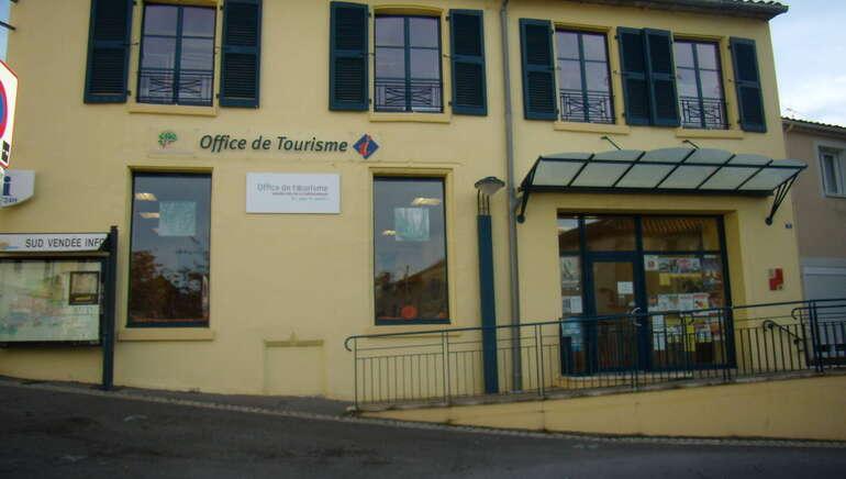OFFICE DE TOURISME DU PAYS DE LA CHATAIGNERAIE