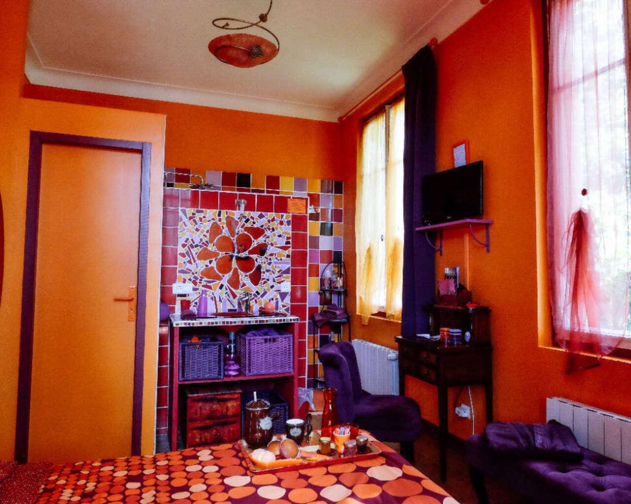 La villa des violettes chambres d 39 h tes toulouse - Chambres d hotes la villa alienor ...