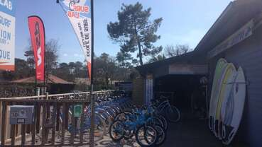Surf'Lab location de vélos et surfs