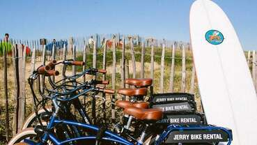 Location de vélos - Jerry Bike Rental