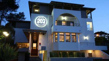 Hôtel 202