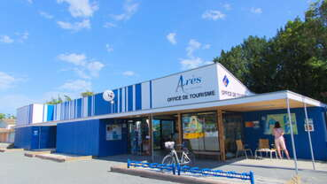 Office de Tourisme d'Arès