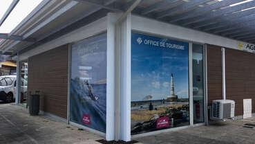 Office de Tourisme du Verdon-sur-Mer - Bureau d'Information saisonnier