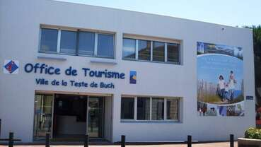 Office de Tourisme de La Teste de Buch