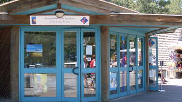 Point accueil et informations touristiques Idune