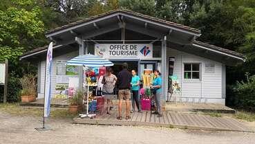 Office de Tourisme Sauternes Graves Landes Girondines - BIT d'Hostens