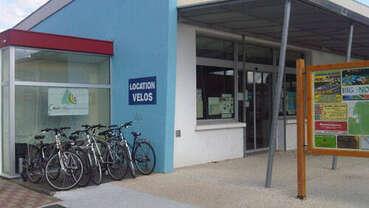 Office de Tourisme Cœur du Bassin d'Arcachon - Bureau d'information de Biganos