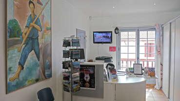 Office de Tourisme Pays Basque - Bureau d'Accueil Touristique de Guéthary