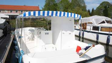 "Location de bateau à la journée ""Belisama"""
