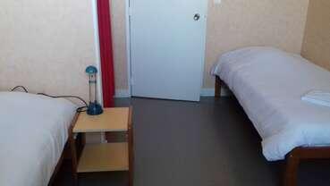Chambres à l'Espace Bernadette Soubirous