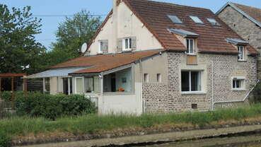 Chambre d'hôtes Au bord du Canal - Jacoba Lagerburg