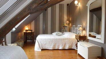 Chambres d'hôtes Clévacances du Domaine de Troncin
