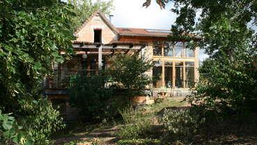 Chambre d'hôtes Terre Amoureuse - Maison d'hôte écologique et solidaire