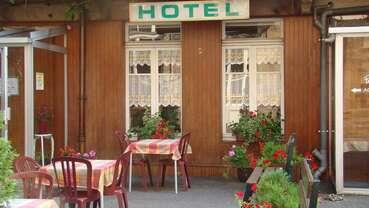 Hotel le lion vert**