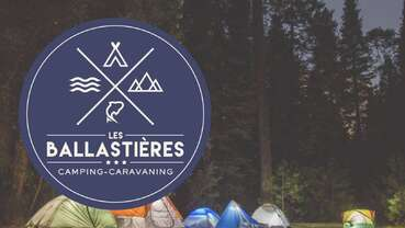 Camping les ballastieres