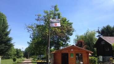 Camping de Pontailler-sur-Saône