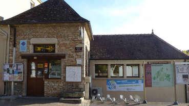 Office de Tourisme Sud Côte Chalonnaise - Bureau de Saint-Gengoux-le-National
