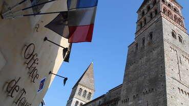 Office de Tourisme Mâconnais-Tournugeois