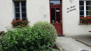 © Les berges de launay